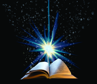 Good books should bring illumination to a situation, make you see things as you haven't before - image via Pixabay