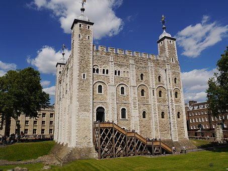 Tower of London - image via Pixabay
