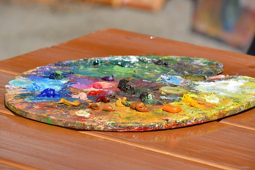 A wonderful palette of colours - image via Pixabay