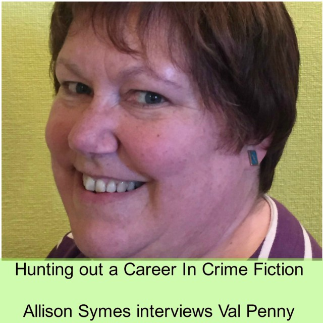 Feature Image - Val Penny - Her Writing Journey Part 1
