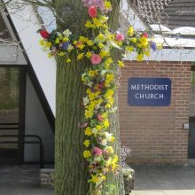 Easter Message from the Rev. Peter Cornick: Christ is Alive!