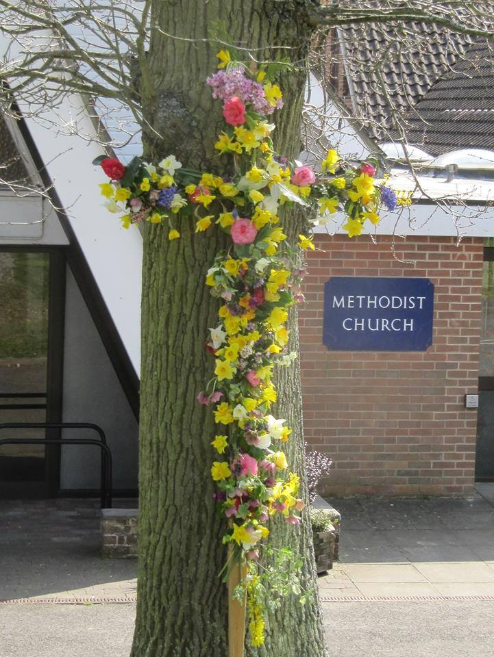 Easter image via Chandler's Ford Methodist Church (2015)