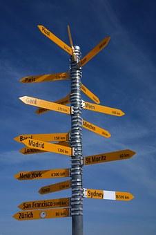 Do you know where you are going? Image via Pixabay