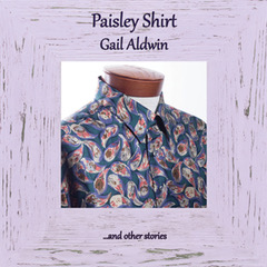 Paisley Shirt front cover - image supplied by Gail Aldwin