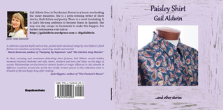 Paisley Shirt - back cover spread - image supplied by Gail Aldwin