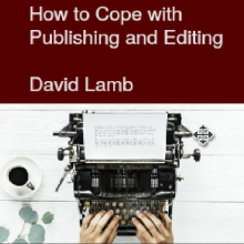 How to Cope with Publishing and Editing