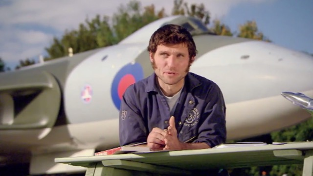 All 4: Guy Martin on Last Flight of the Vulcan Bomber
