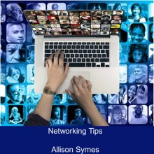 Networking Tips – Allison Symes (with Mandy Huggins)