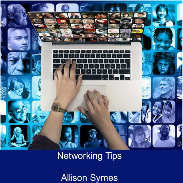 Feature Image - Networking Tips - image via Pixabay