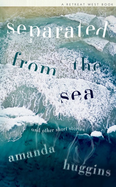 Separated from the Sea book cover -image supplied by Amanda Huggins