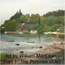 Feature Image - Art Series - Part 1 - William MacLean