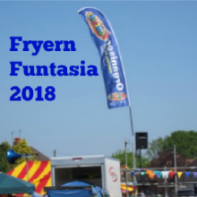 A Great Community Event: Fryern Funtasia 2018