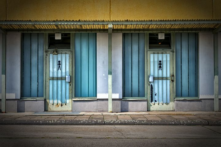 Part 7 - Public loos are not all they should be - image via Pixabay