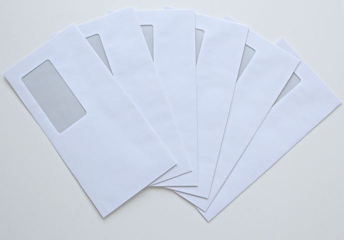 Part 7 - Self seal envelopes are only any good if they actually do this - image via Pixabay