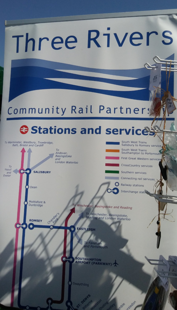 The Three Rivers Rail Partnership Community
