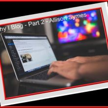 Feature Image 2 - Why I Blog Part 2