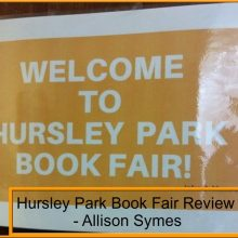 A Look Back at the Hursley Park Book Fair
