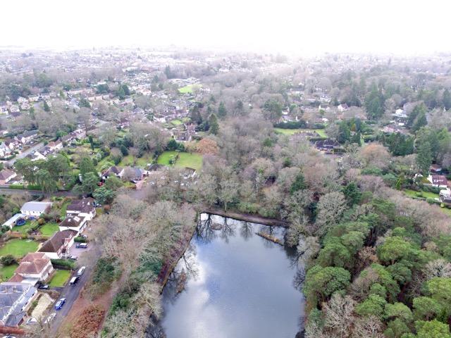 Hiltingbury Lakes Stuart Roberts 2017