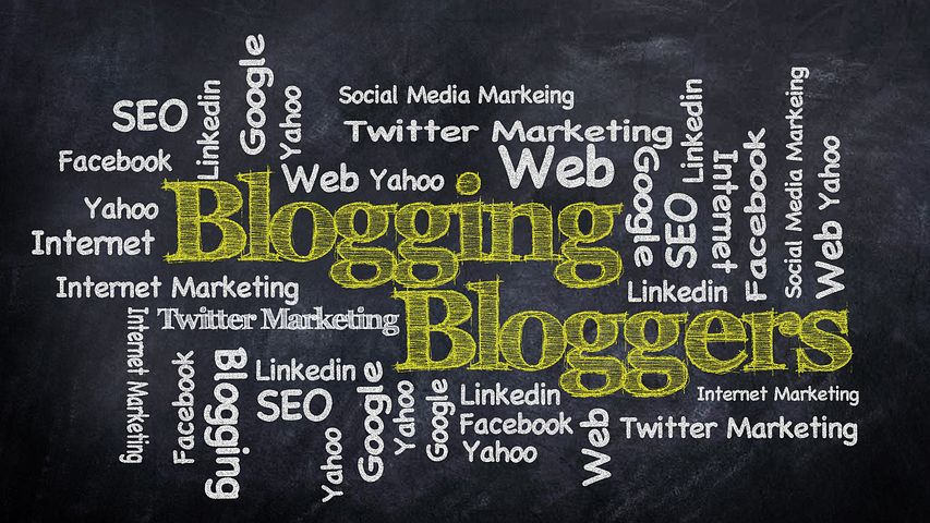 So many places to share your blog