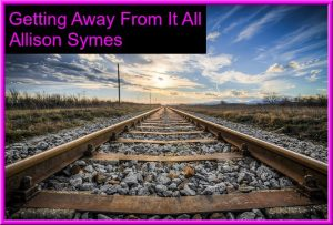 Feature Image - Getting away from it all by train