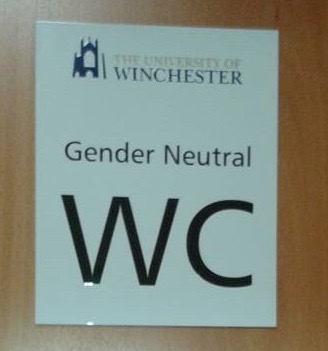 Gender Neutral WC