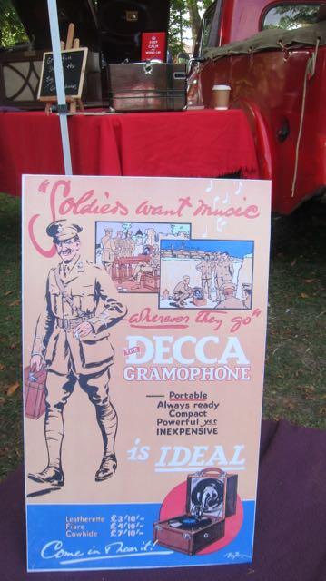Decca gramaphone