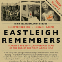 Eastleigh Remembers – Truly Memorable