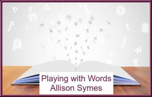 Feature Image - Playing with words - Pixabay image