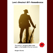 Love's Greatest Gift – Remembrance, by Margaret Doores
