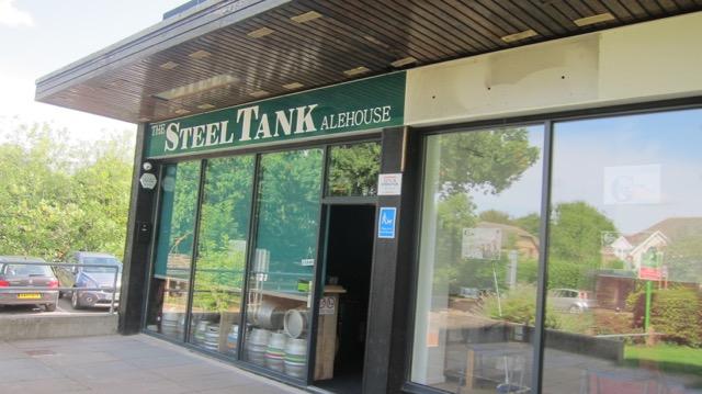 Steel Tank Alehouse