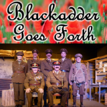 The Chameleons:  Blackadder Goes Forth – Review by Ben Williams