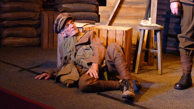 Baldrick - played by Terry James