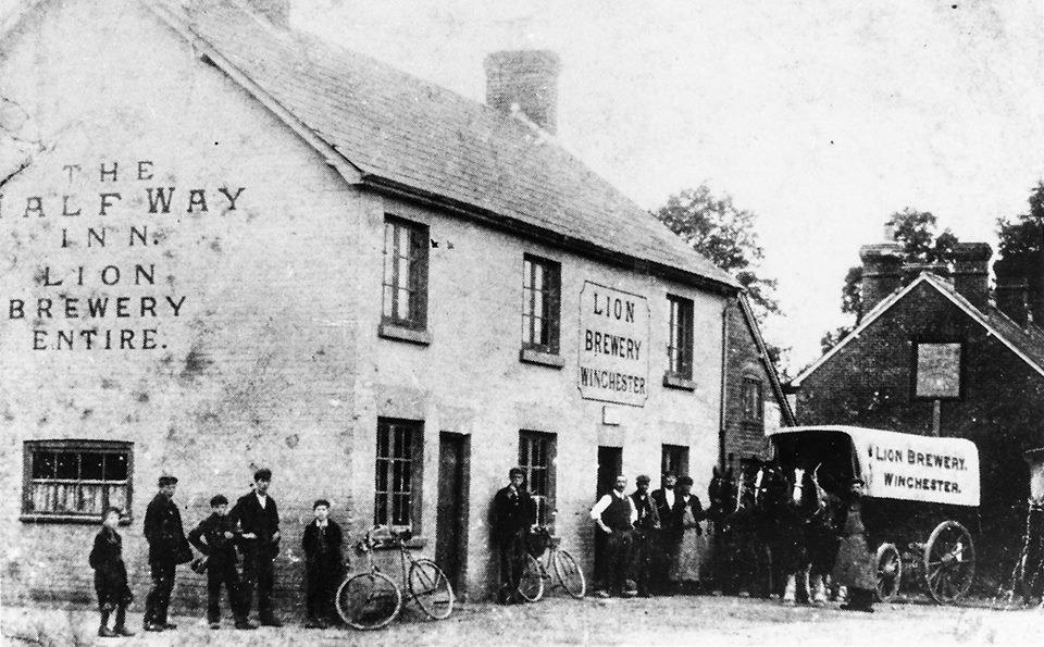 Halfway Inn in Chandler's Ford