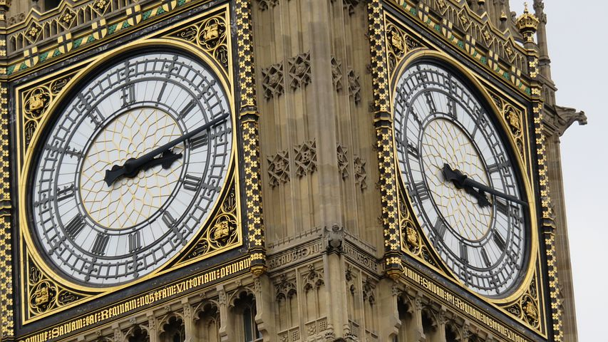 The world's most famous clock tower though Big Ben itself gets its name from the bell - Pixabay image