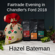 Review: Fairtrade Evening in Chandler's Ford 2018