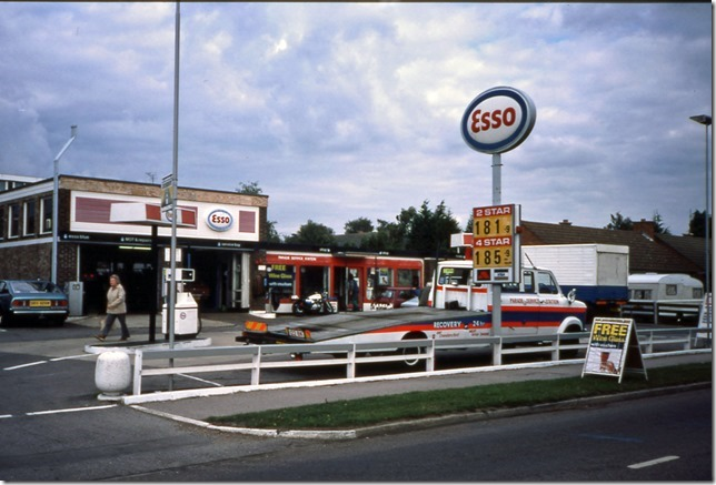 Esso - where was it?