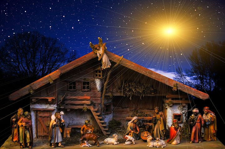The Nativity story - Pixabay