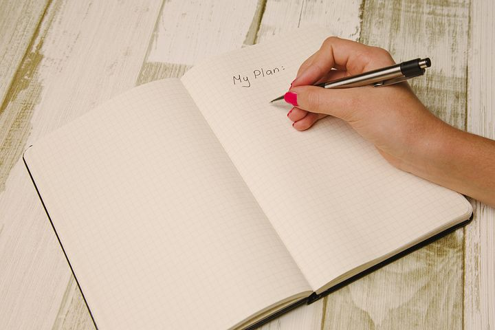 It pays to plan your writing - Pixabay