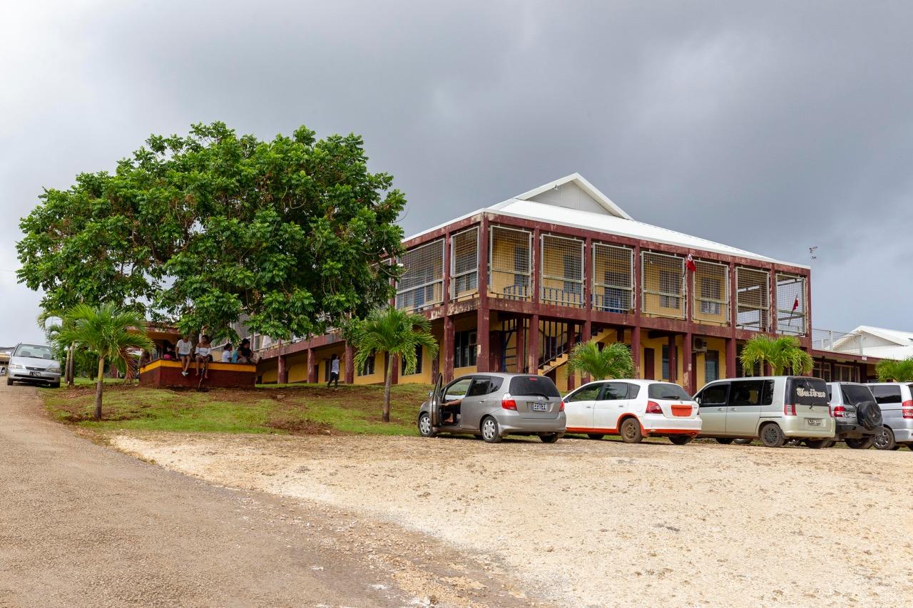 Neiafu hospital