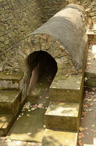 A Roman sewer