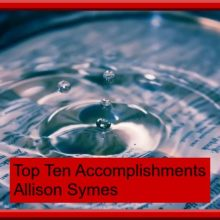 Feature Image - Top Ten Accomplishments