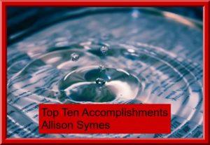 Feature Image - Top Ten Accomplishments