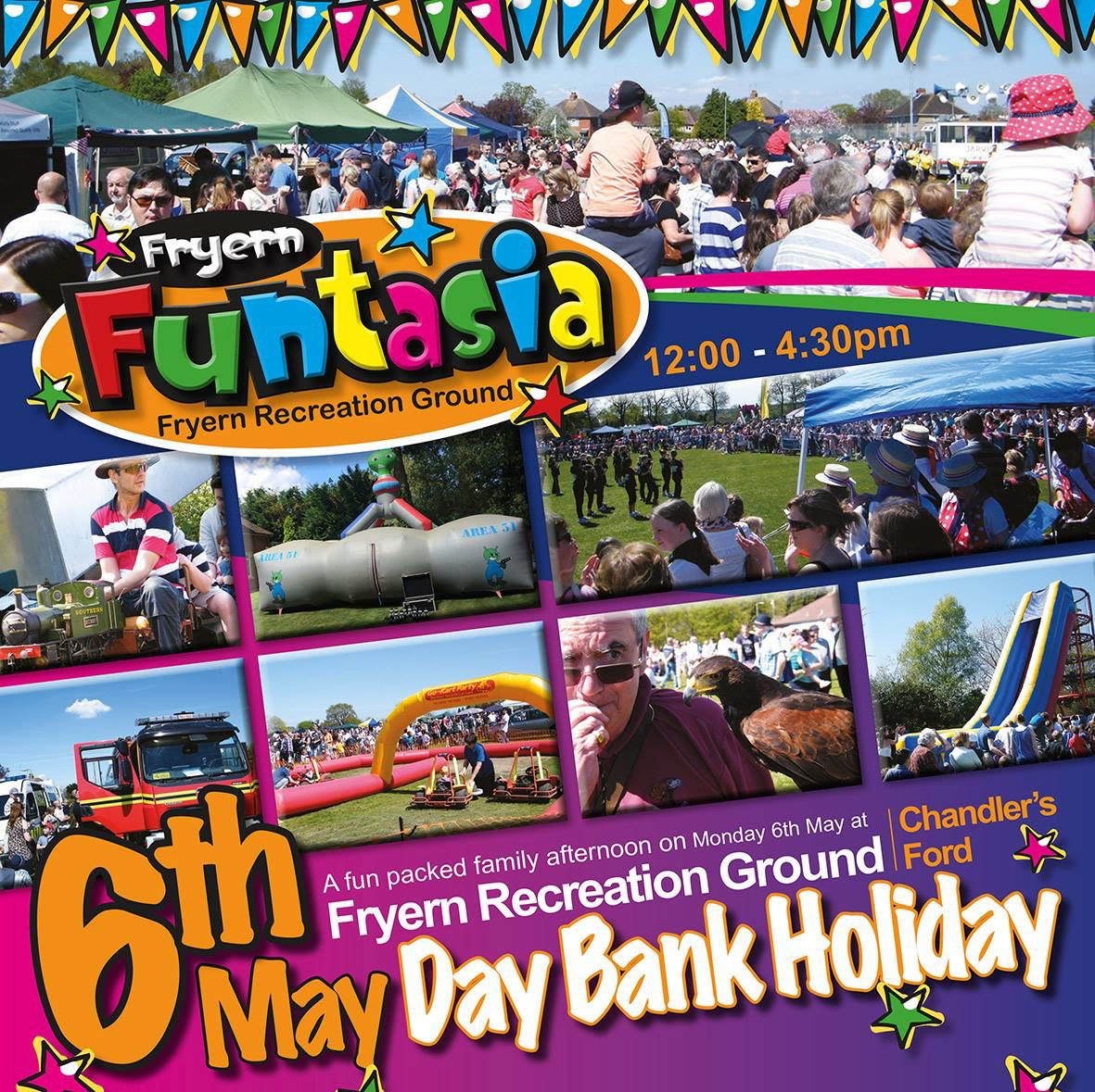 Fryern Funtasia 2019  - 6th of May