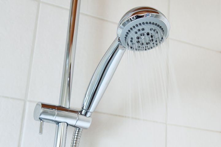 One of the simple joys in life - a hot shower