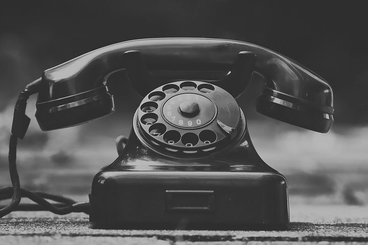 Alexander Graham Bell's invention has transformed communications on a scale he could not have envisaged. Pixabay