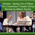 Feature Image - Spring Trio of Plays