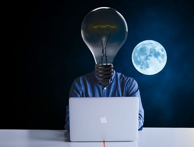 It helps to work out when you are most creative, some are naturally night owls, others not
