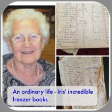 An ordinary life - Iris' incredible freezer books