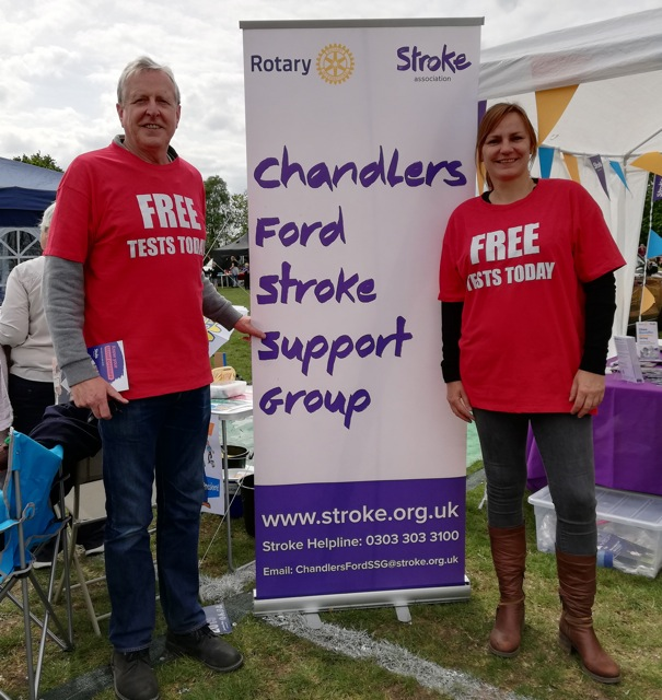 Chandler's Ford Stroke Support Group