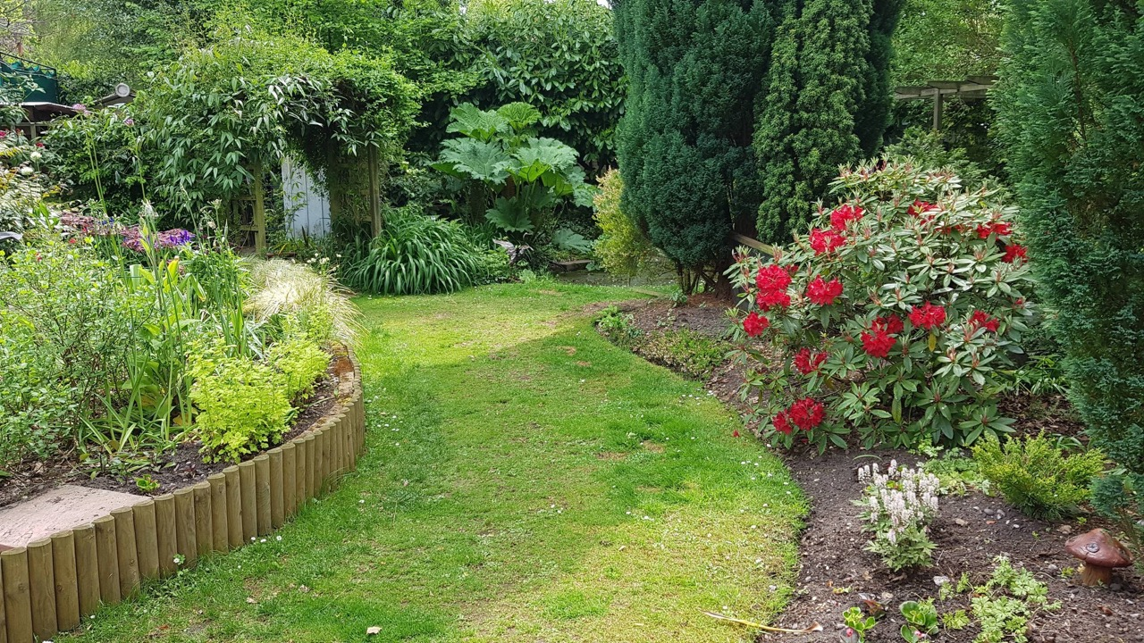 Open Garden for charity